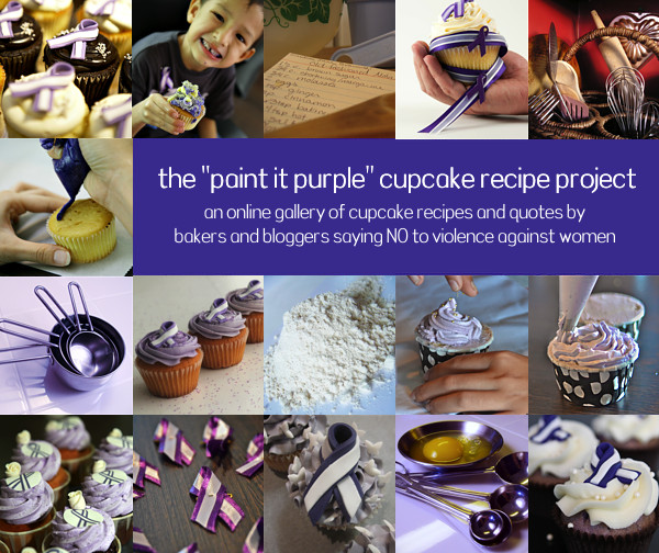 Cupcake Recipe Collection Project