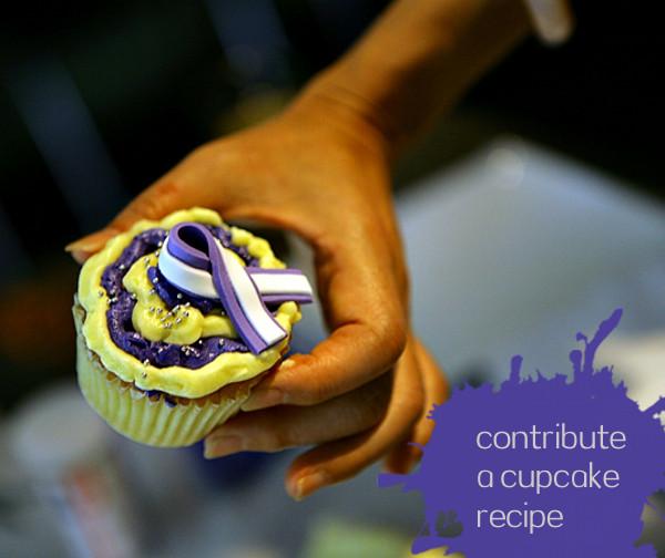 contribute a cupcake recipe